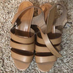 JCrew clog Sandals